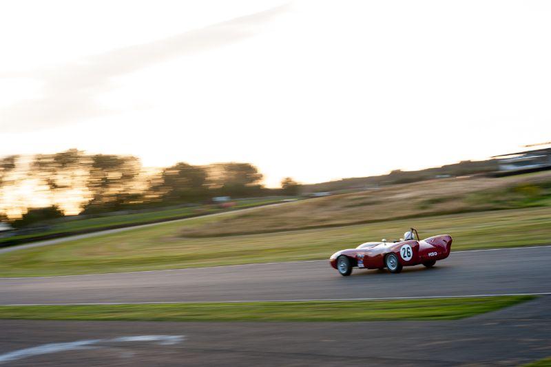 Lotus-Bristol MkX