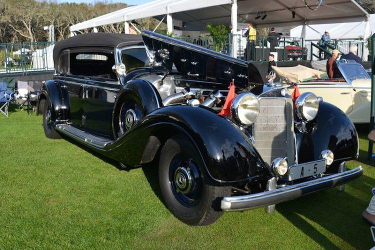 1940 Mercedes-Benz 770K