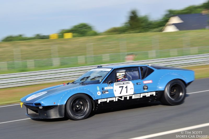 1971 De Tomaso Pantera Group IV