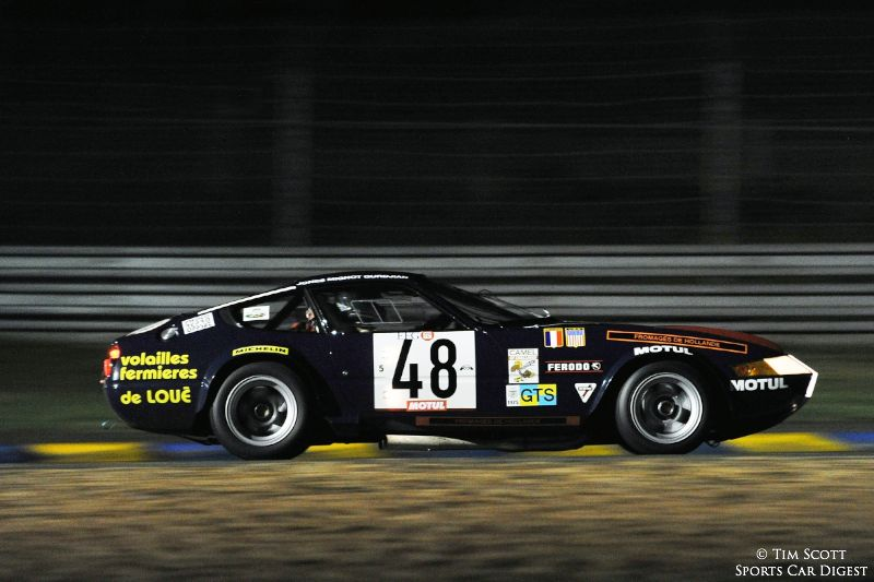 1970 Ferrari 365 GTB/4 Daytona Group IV