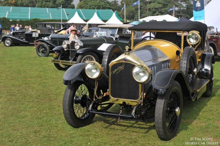 1913 Turcat-Mery Model MJ Boulogne Roadster