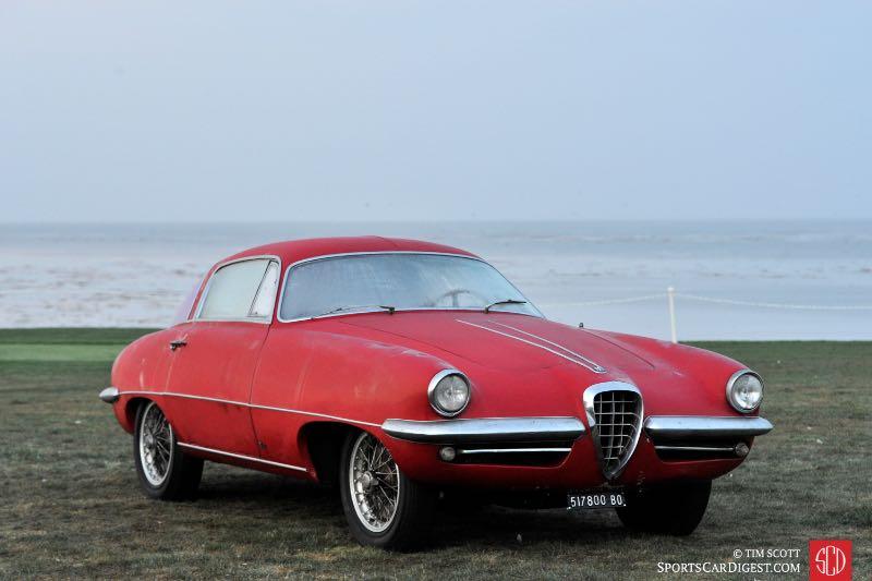 1955 Alfa Romeo 1900 CSS Boano Coupe