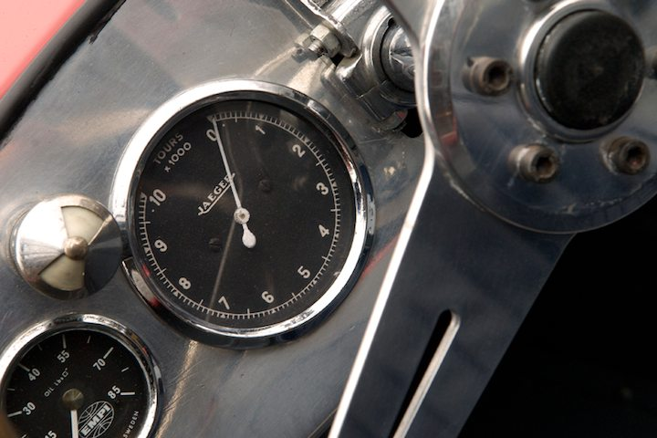 1959 O.S.C.A. Type S Tachometer
