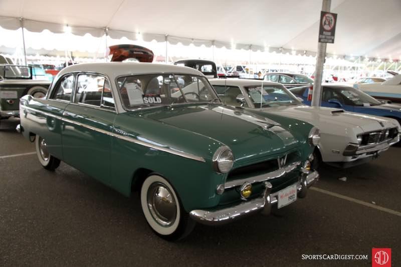 1952 Willys Aero Ace 2-Dr. Sedan