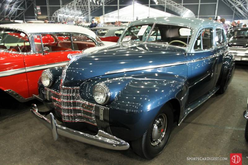1940 Oldsmobile Series 90 4-Dr. Sedan