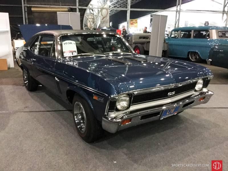 1969 Chevrolet Nova SS 2-Dr. Hardtop