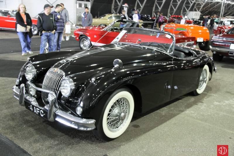 1958 Jaguar XK 150 Roadster