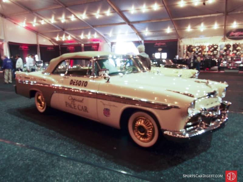 1956 DeSoto Fireflite Convertible Indy 500 Pace Car