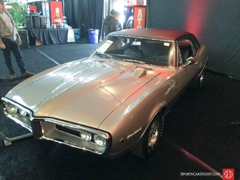 1967 Pontiac Firebird Hardtop Coupe