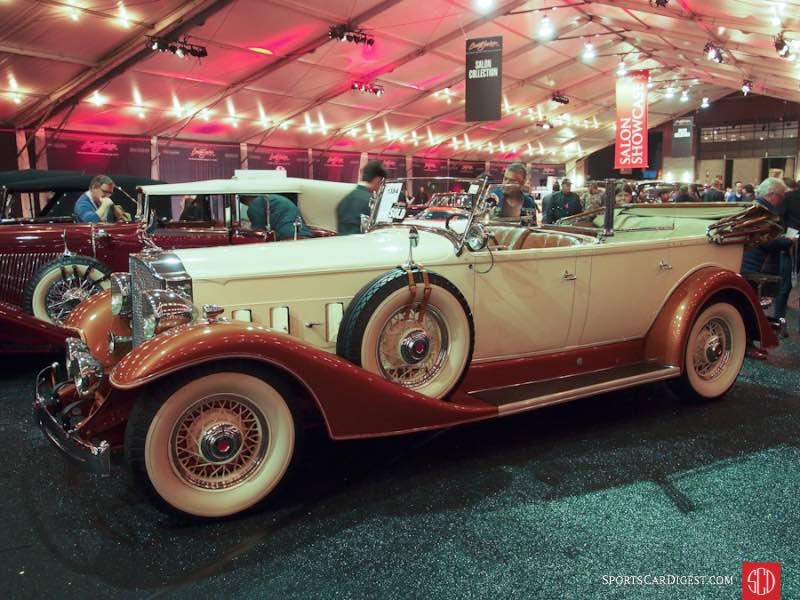 1933 Packard Super Eight 5-7 Passenger Touring