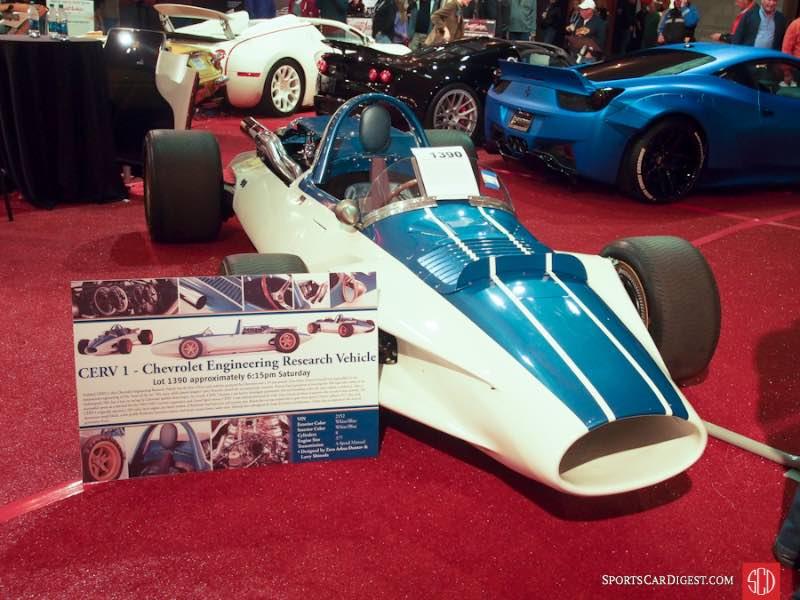 1960 Chevrolet CERV1 Monocots