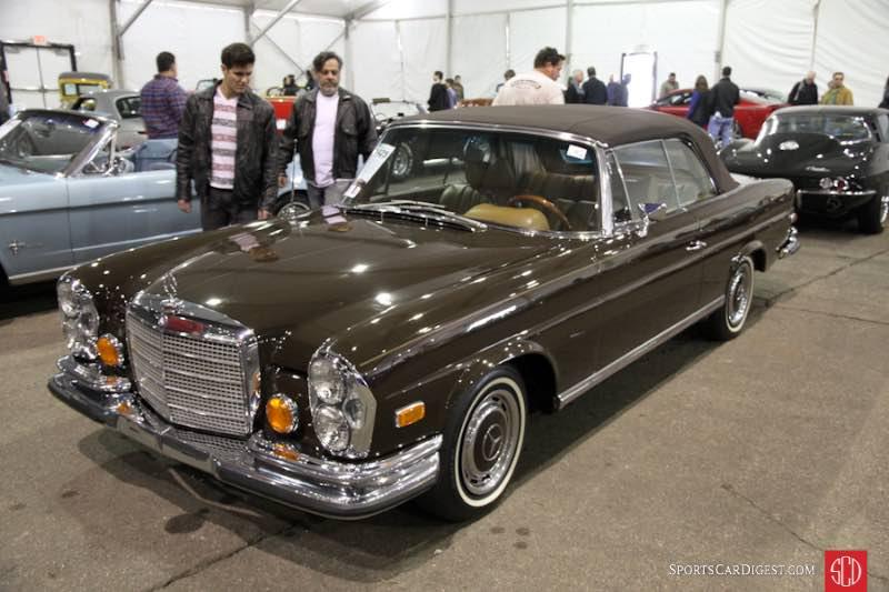 1970 Mercedes-Benz 280SE Cabriolet