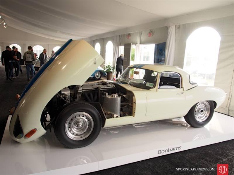 1963 Jaguar XKE SI Lightweight Competition