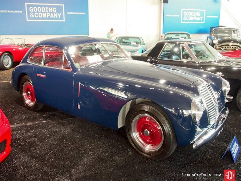 1949 Maserati A6 1500 Coupe, Body by Pinin Farina