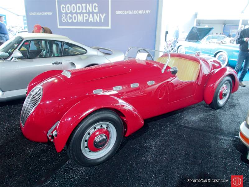 1950 Healey Silverstone E-Type Roadster