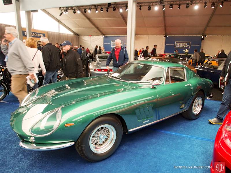 1967 Ferrari 275 GTB/4 Berlinetta, Body by Pininfarina