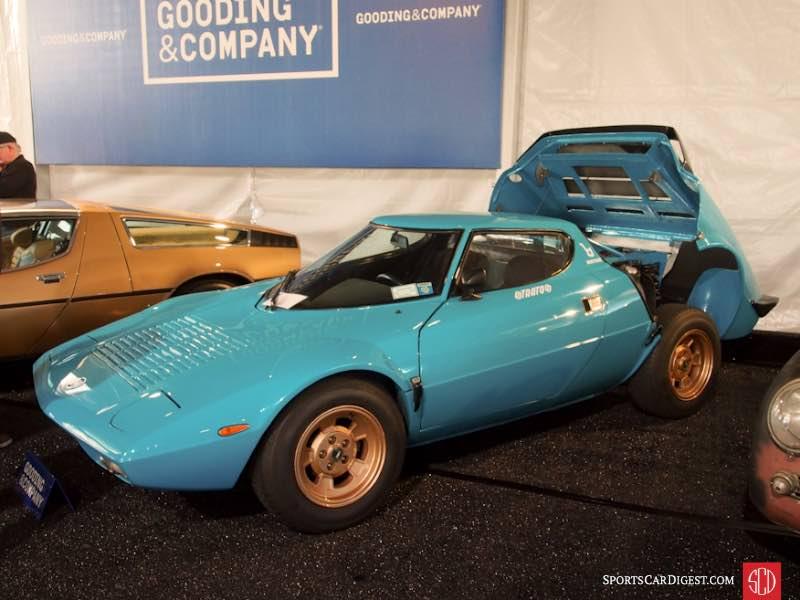 1975 Lancia Stratos HF Stradale Coupe;