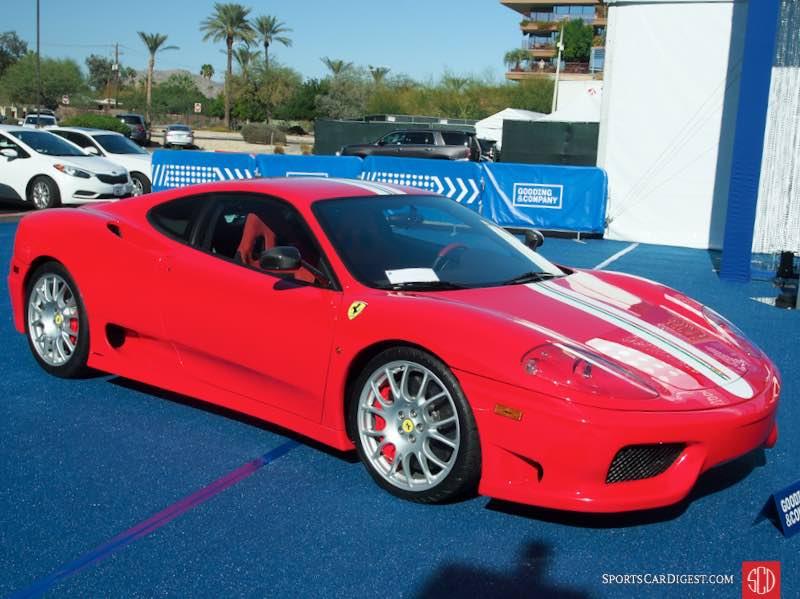 2004 Ferrari 360 Challenge Stradale Coupe, Body by Pininfarina