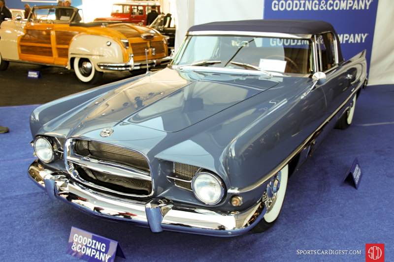 1957 Dual-Ghia Hemi Convertible