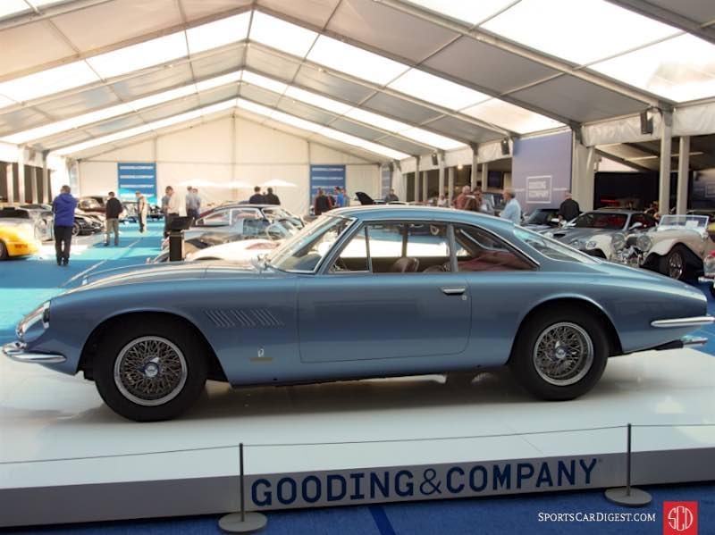 1965 Ferrari 500 Superfast Coupe, Body by Pininfarina