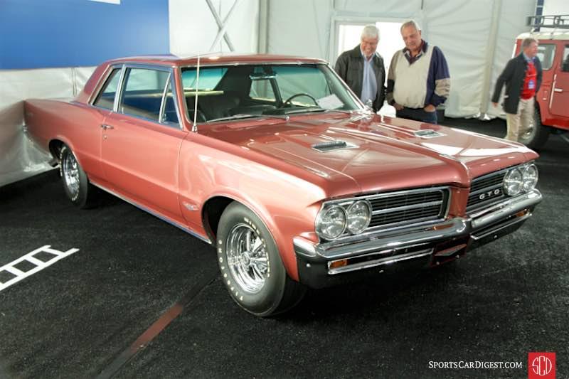 1964 Pontiac LeMans GTO 2-Dr. Sedan