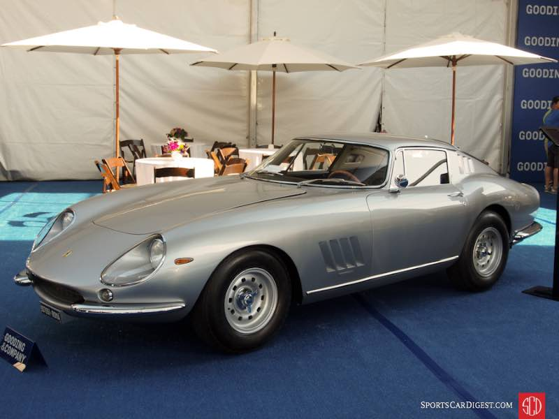 1966 Ferrari 275 GTB Berlinetta Alloy, Body by Pininfarina