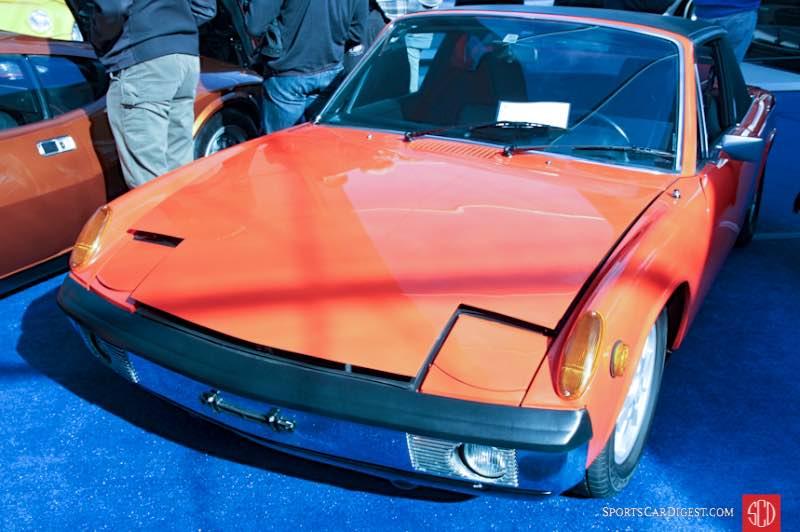 1970 Porsche 914/6 Targa