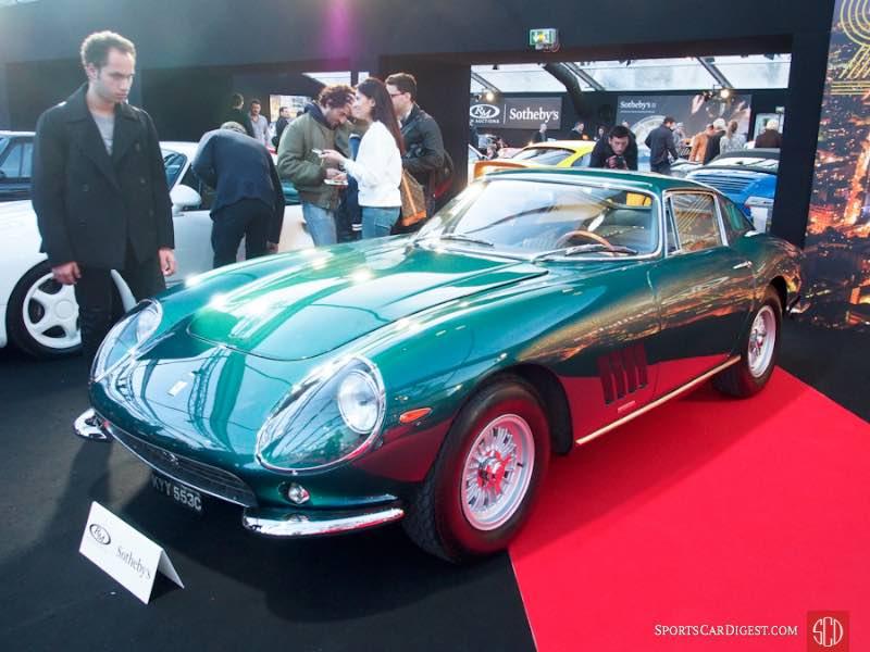 1965 Ferrari 275 GTB Berlinetta, Body by Pininfarina