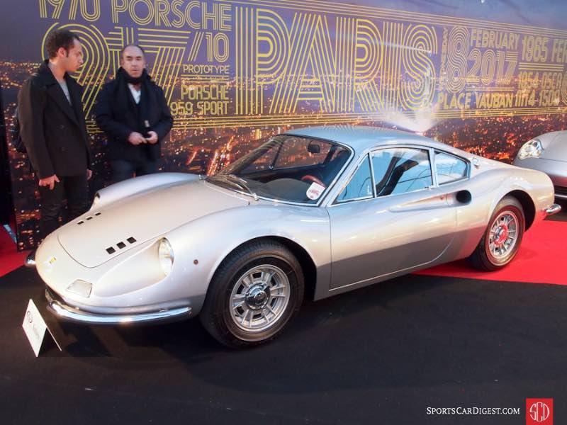 1968 Ferrari Dino 206 GT Coupe, Body by Pininfarina