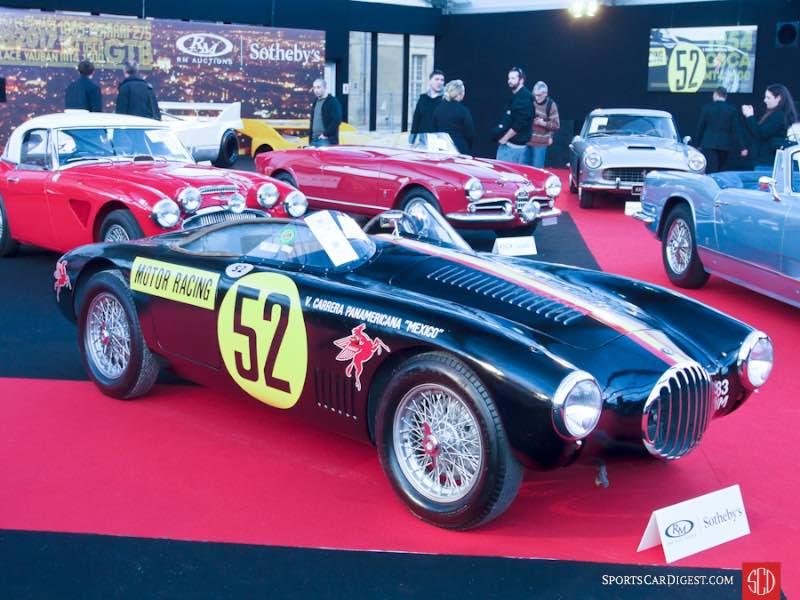 1954 OSCA MT4 1500 Sports Racer, Body by Frua