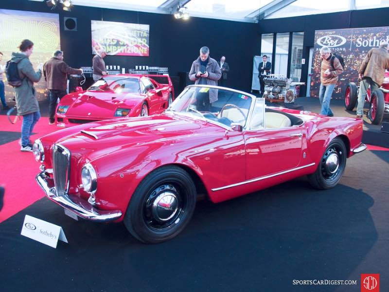 1958 Lancia Aurelia B24S Convertible