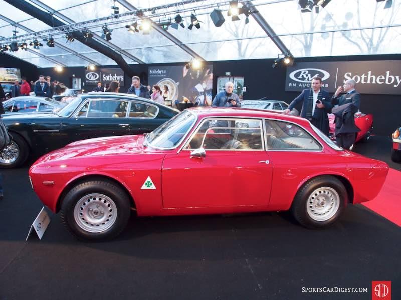1965 Alfa Romeo Giulia Sprint GTA Coupe