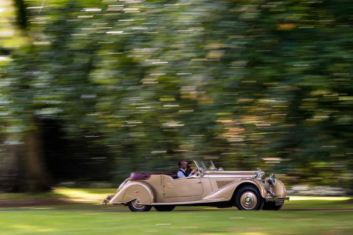 1939 Bentley 4 1/4-Litre