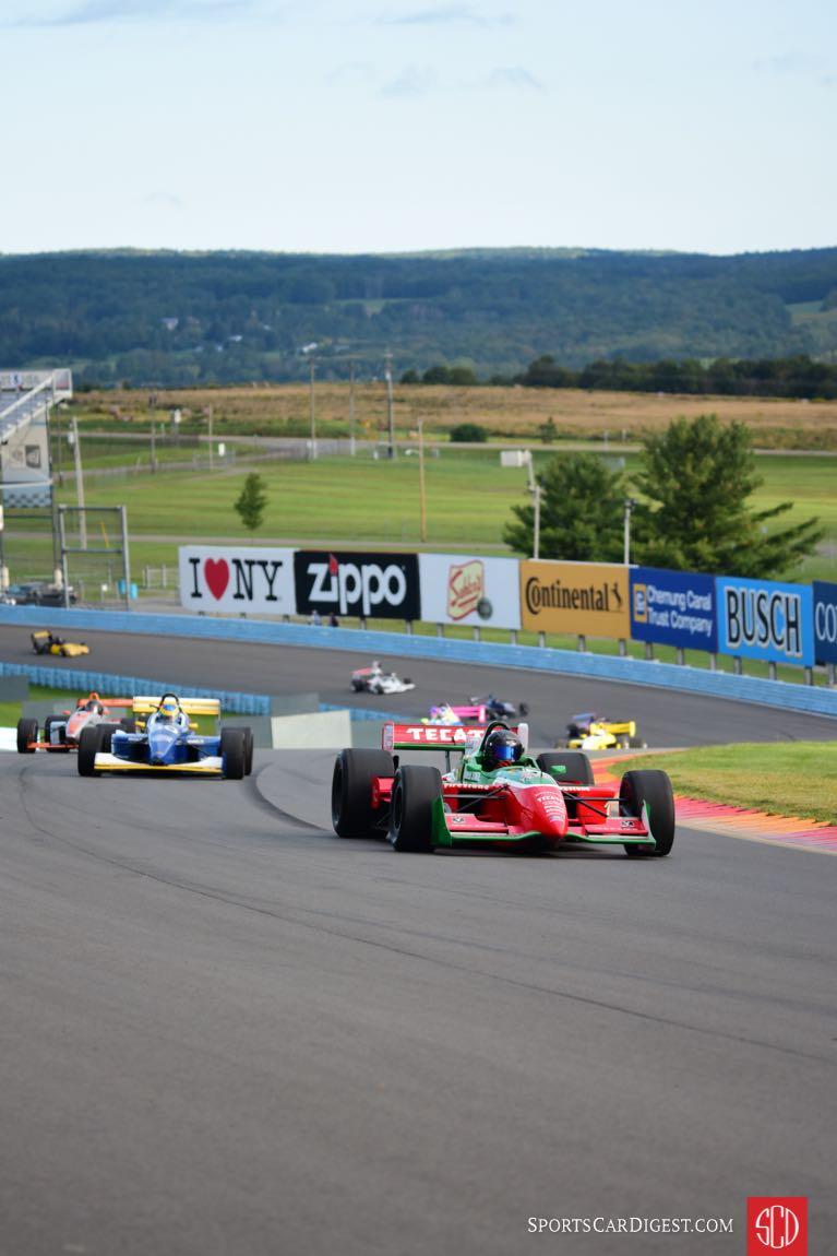 1997 Reynard Champ Car- John Burke.