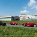 Alfa Romeo Honored at Mille Miglia