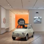 Fiat 500 MoMA Display Opens