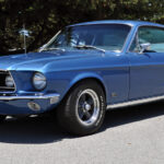 1968 Ford Mustang – Faster than a Speeding Bullitt