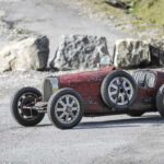 1928 Bugatti Type 35C Grand Prix Racing the Track