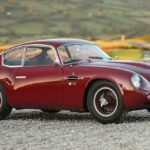 Rare Aston Martin DB4 GT Zagato Heading to Auction