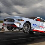 1500-HP Electric Ford Mustang Cobra Jet Smashes Quarter-mile in 8.27s