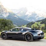 Striking Bugatti Veyron Stars at Bonmont Sale