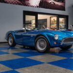 Dazzling MKII Slab Side to be Auctioned by Petersen Automotive Museum