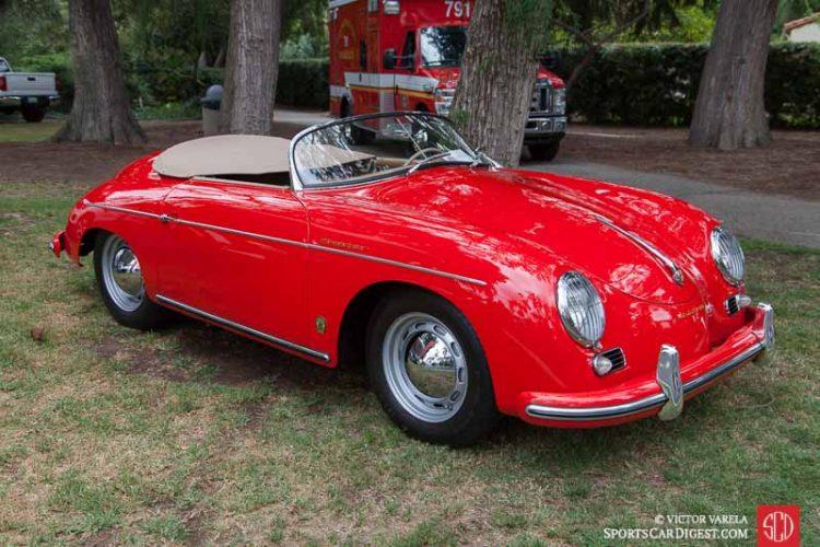 1956 Porsche 356 Speedster - Sierra Madre Collection
