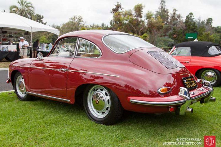 1965 Porsche 356 SC Coupe owned by Edward Nevarez