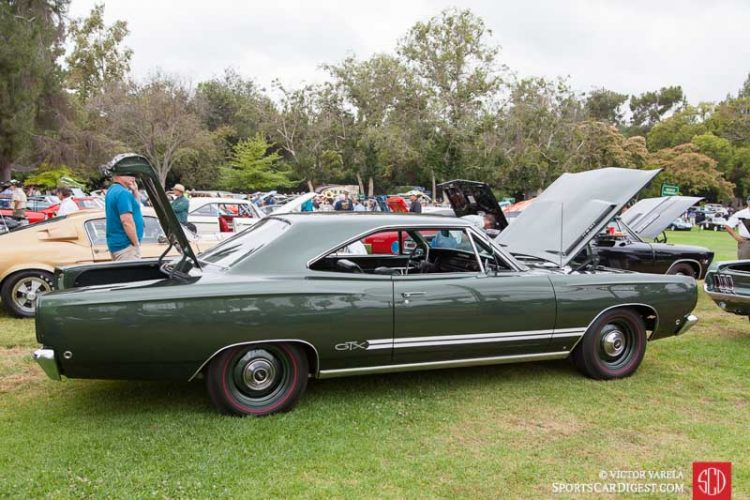 Jack Thomas' 1968 Plymouth GTX