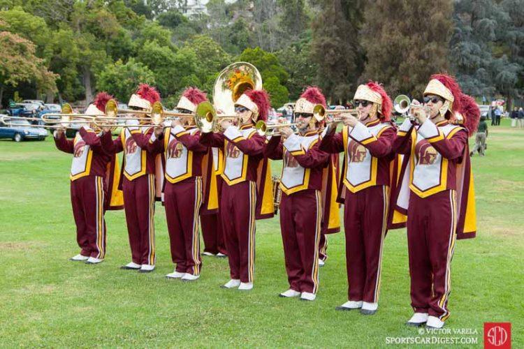 USC Trojans Marching band