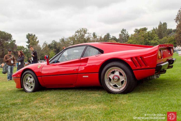 1985 Ferrari 288 GTO owned by David Lee