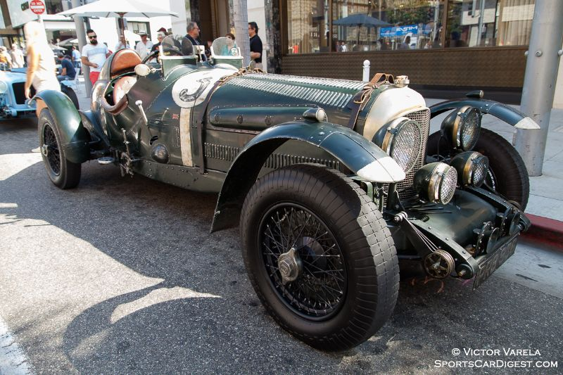1928 Bentley 3/8 Liter Racer owned by Doug & Ellen Weitman