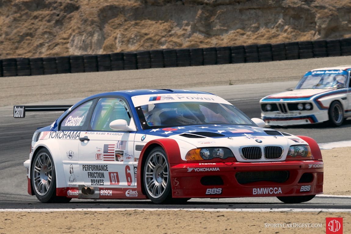 Bmw E46 M3 Gtr Sports Car Digest The Sports Racing And Vintage Car Journal