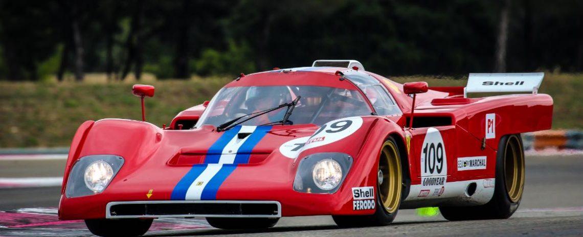 1971 Ferrari 512 M